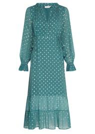 FABIENNE CHAPOT Coco Dress - Dusty Blue
