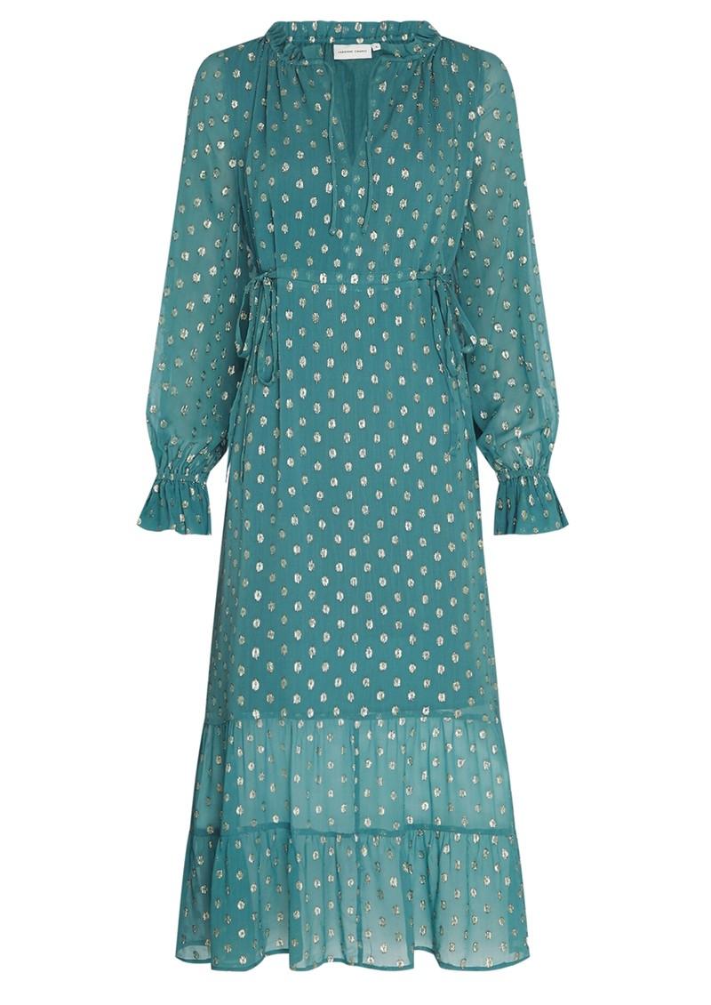 FABIENNE CHAPOT Coco Dress - Dusty Blue main image