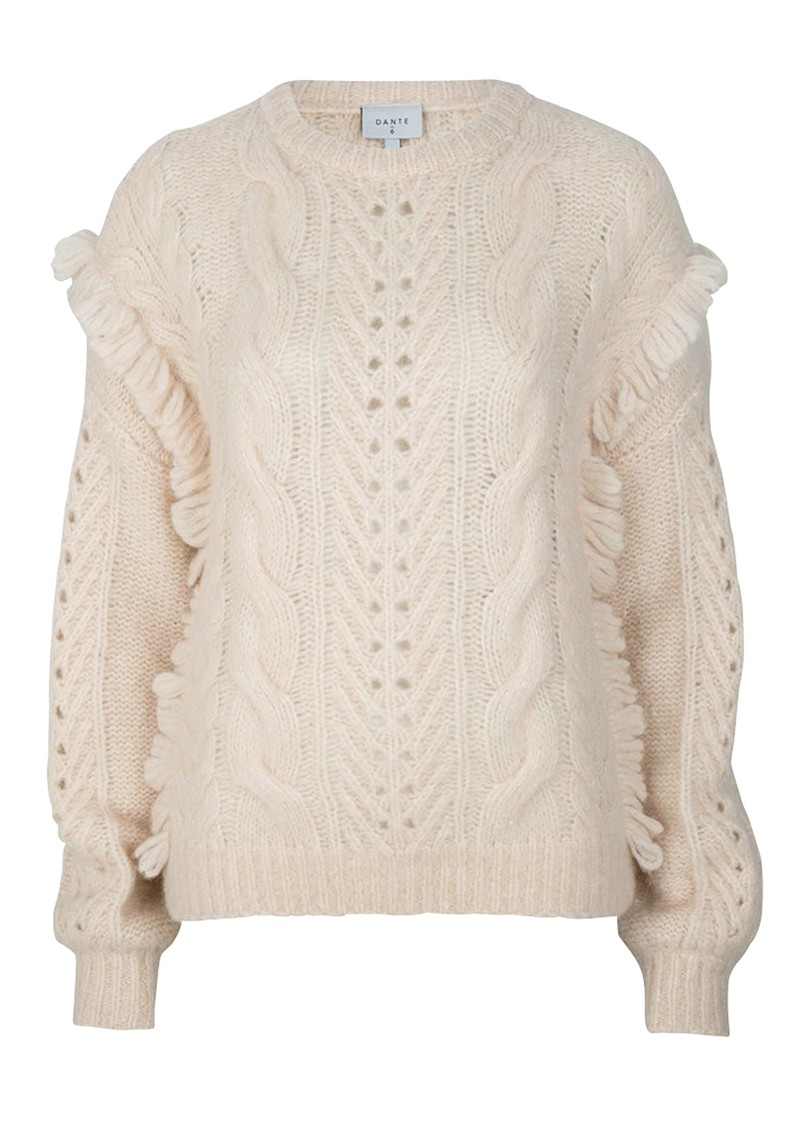 DANTE 6 Hiver Knitted Jumper - Powder Puff main image