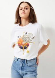 HAYLEY MENZIES Drifters T-Shirt - White