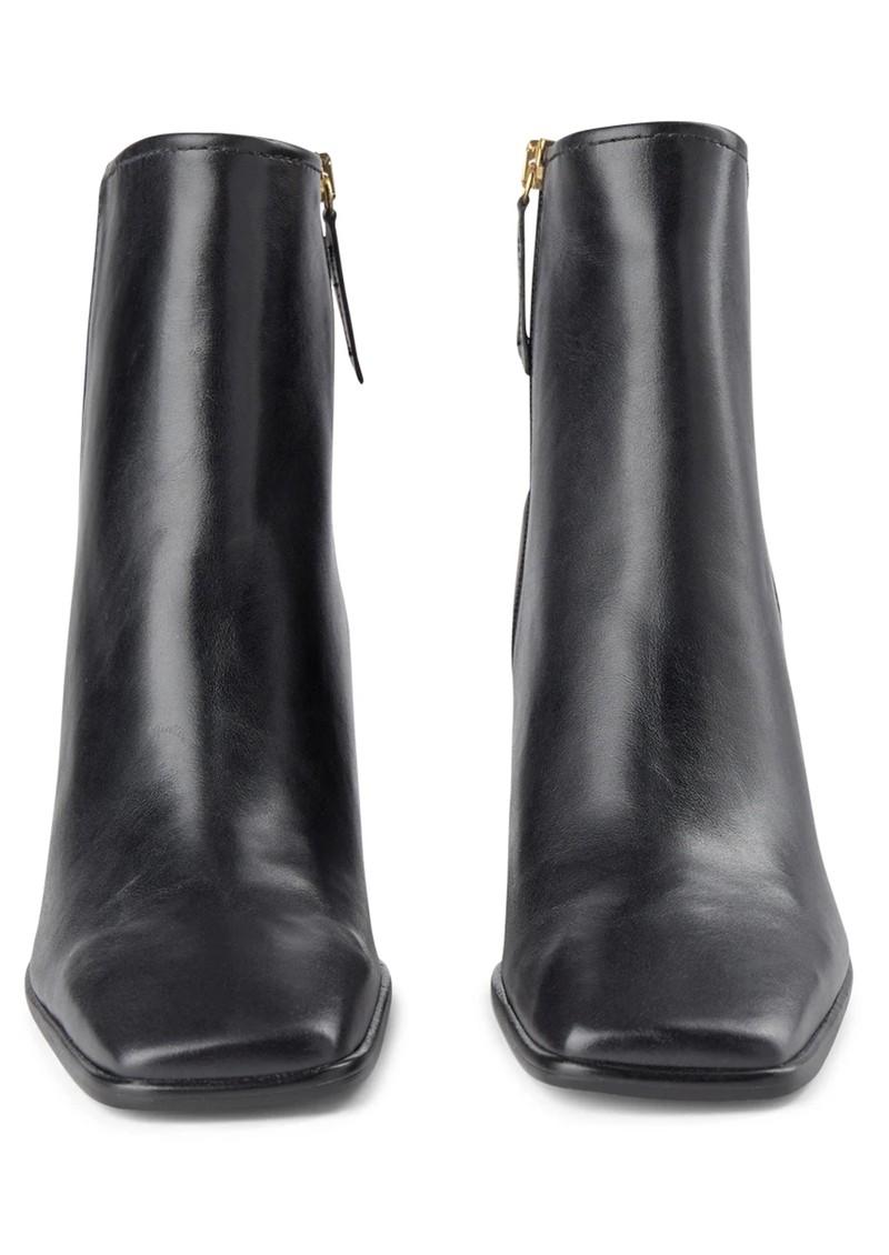 SHOE THE BEAR Agata Leather Ankle Boots - Black main image
