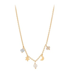 Dream Necklace - Gold
