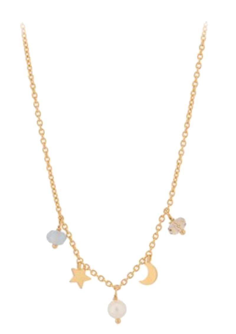 PERNILLE CORYDON Dream Necklace - Gold main image
