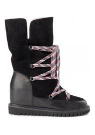 SHOE THE BEAR Fara Snow Boots - Black