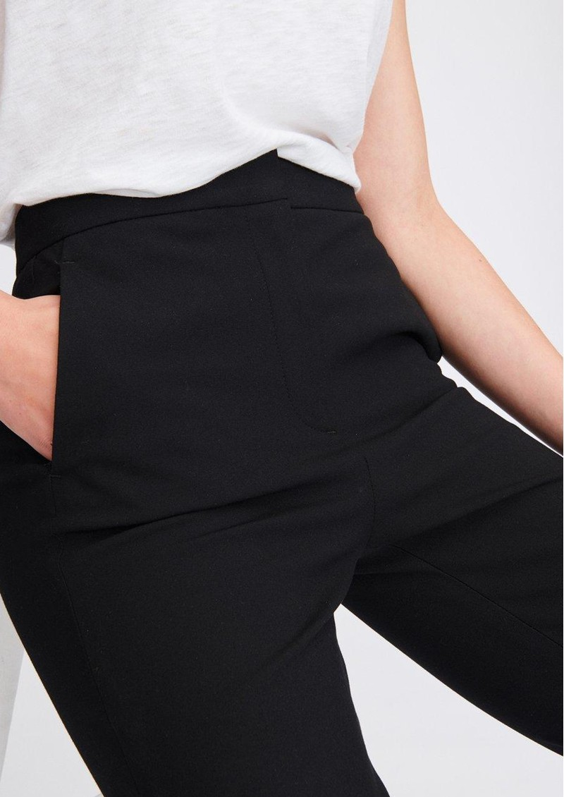 RAG & BONE Layla Ankle Stretch Pants - Black main image