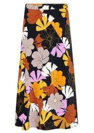 FABIENNE CHAPOT Claire Skirt - Retro Flower
