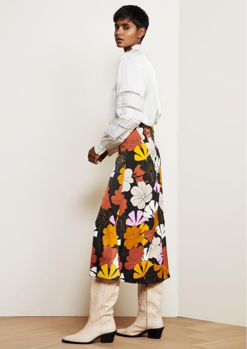 FABIENNE CHAPOT Claire Skirt - Retro Flower main image
