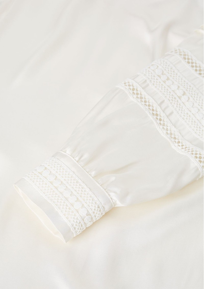 FABIENNE CHAPOT Loua Blouse - Cream main image