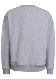 BAUM UND PFERDGARTEN Jaala Sweatshirt - Grey Melange