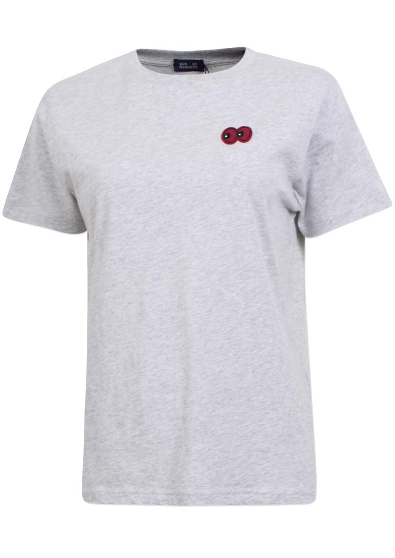 BAUM UND PFERDGARTEN Juna T-Shirt - Grey Melange main image