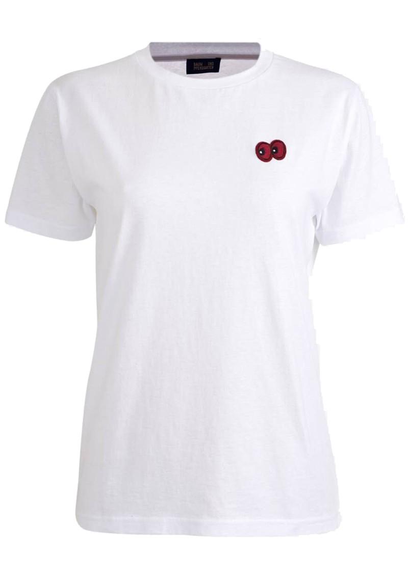 BAUM UND PFERDGARTEN Juna T-Shirt - White main image