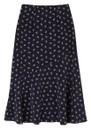 Lottie Skirt - Tuxedo Black additional image