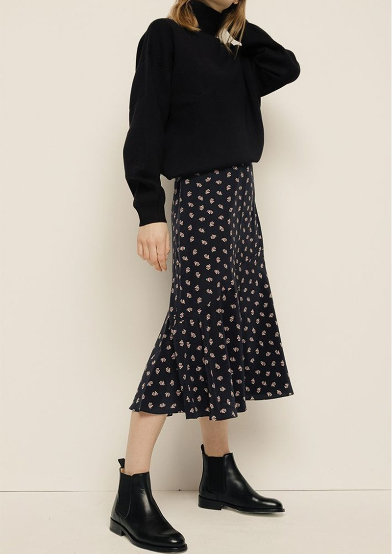 Lily and Lionel Lottie Skirt - Tuxedo Black main image