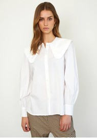 SECOND FEMALE Totema Organic Cotton Shirt - Cotton