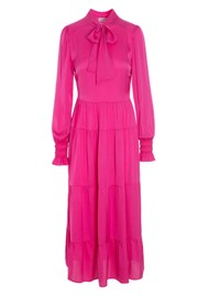 DEA KUDIBAL Ellie Silk Dress - Pink