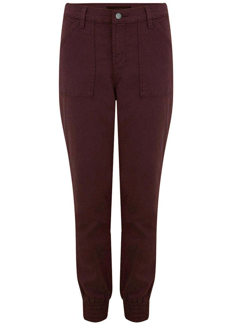 J Brand Arkin Zip Ankle Jogger - Courant main image