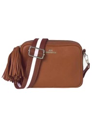 Becksondergaard Lullo Rua Leather Bag - Brown Sugar