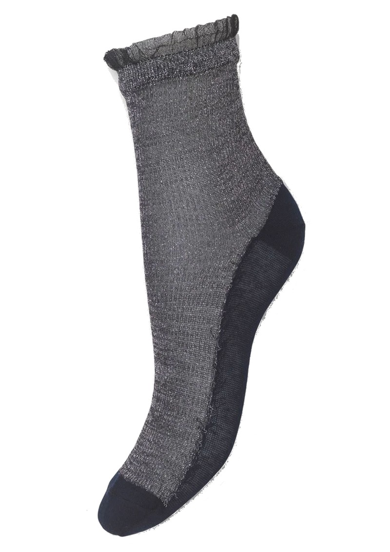 Becksondergaard Tullie Sparkle Socks - Night Sky main image