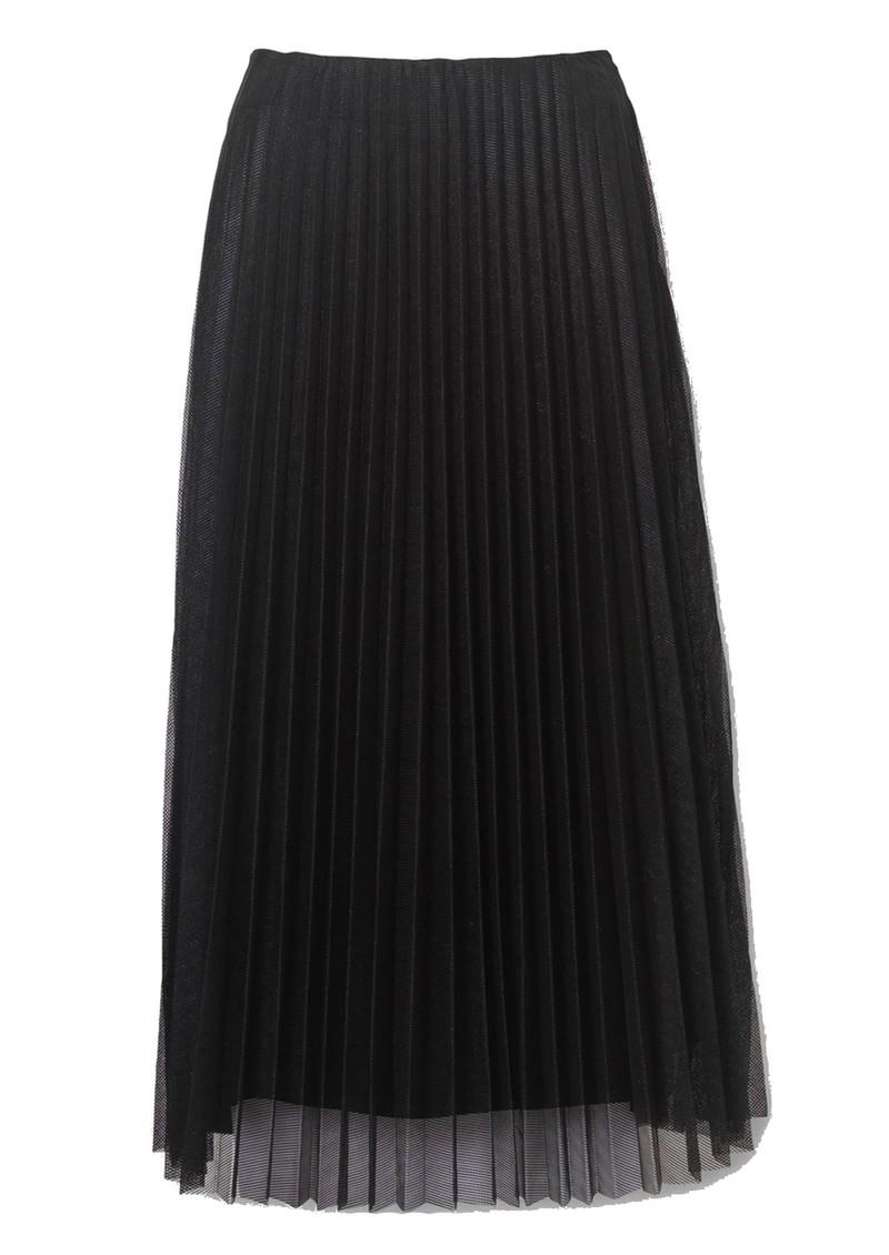 Becksondergaard Amy Pleated Skirt - Black main image