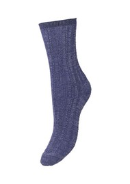 Becksondergaard Glitter Drake Socks - Royal Blue