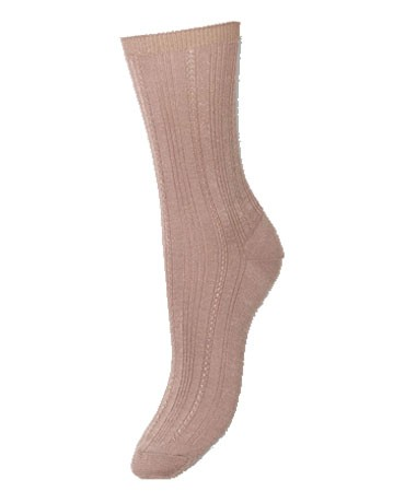 Becksondergaard Glitter Drake Socks - Sandstone main image
