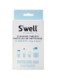SWELL Cleaning Tablets - 16 Pack
