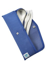 SWELL Cutlery Set - Silver