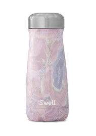 SWELL Geode Rose Traveler 16oz - Pink