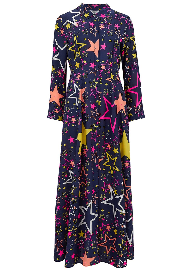 Mercy Delta Rosedene Dress - Starry Disco main image
