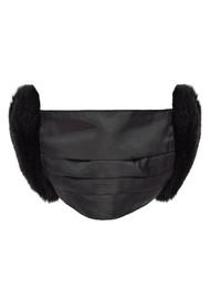 JAKKE Felicity Face Mask and Ear Muffs - Black