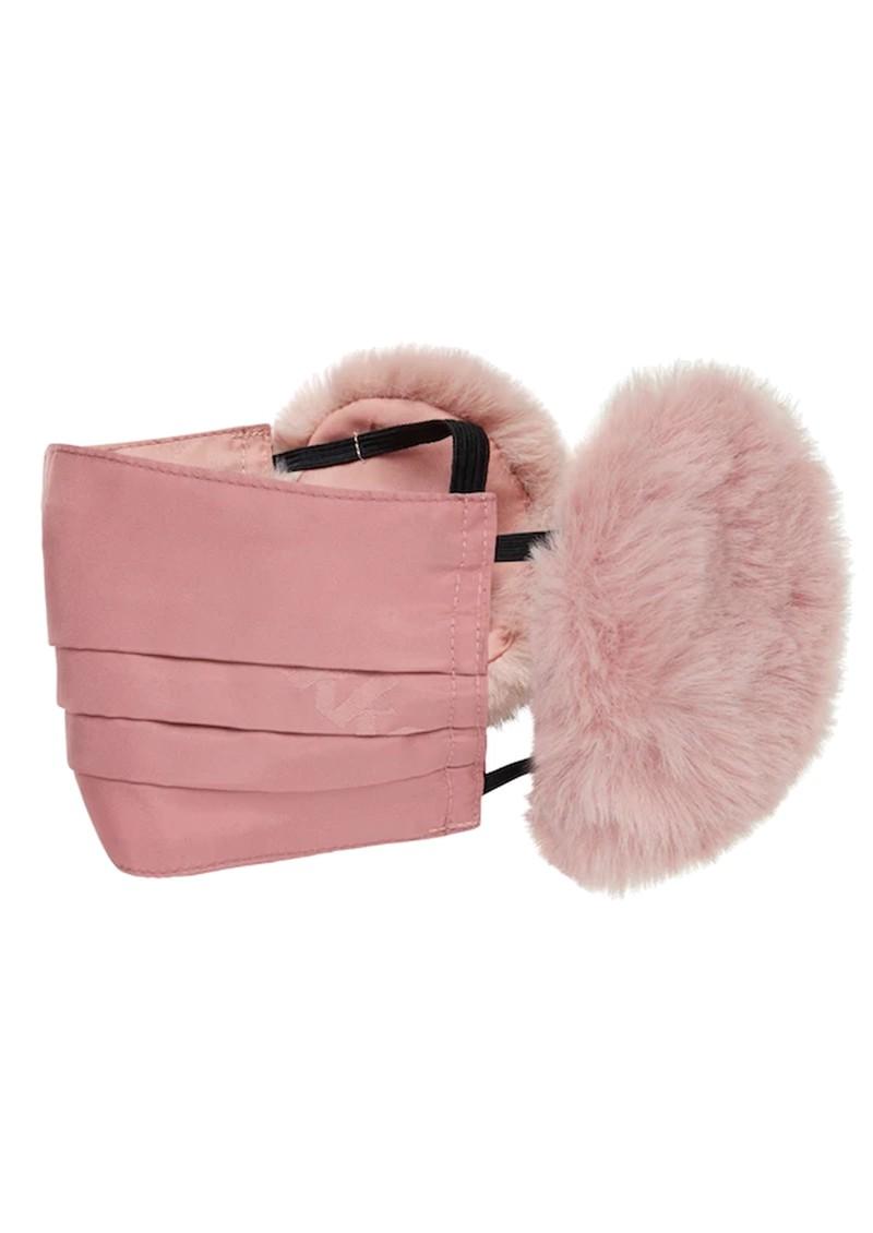 JAKKE Felicity Face Mask and Ear Muffs - Pink main image