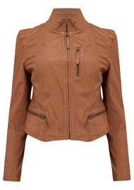 MDK Rucy Leather Jacket - Lion