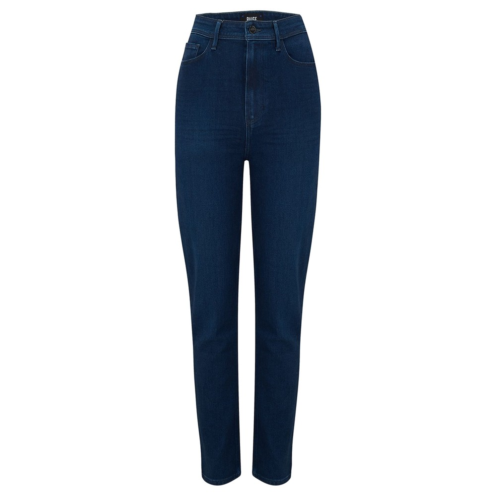 Cindy Ultra High Rise Straight Leg Jeans - NYC