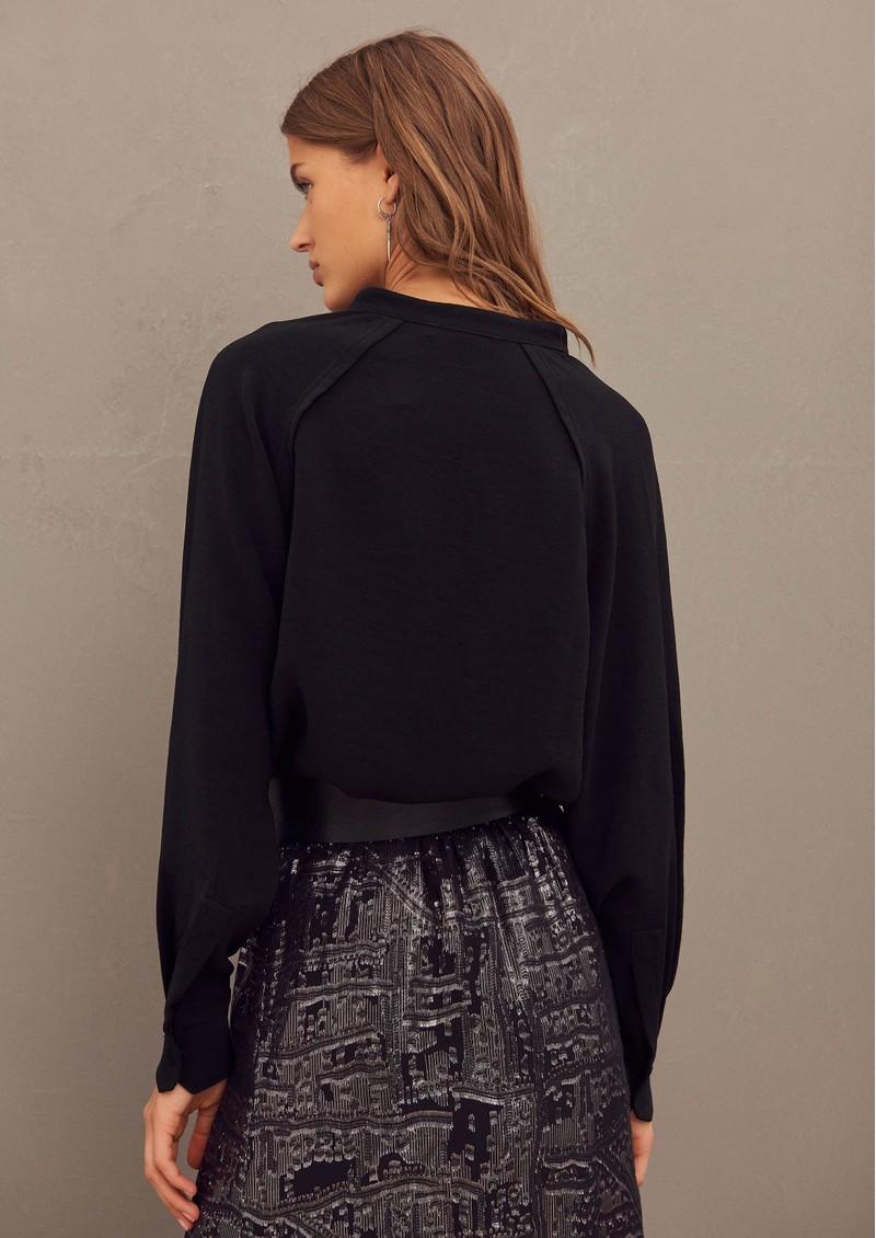 Ba&sh Kloe Blouse - Black main image