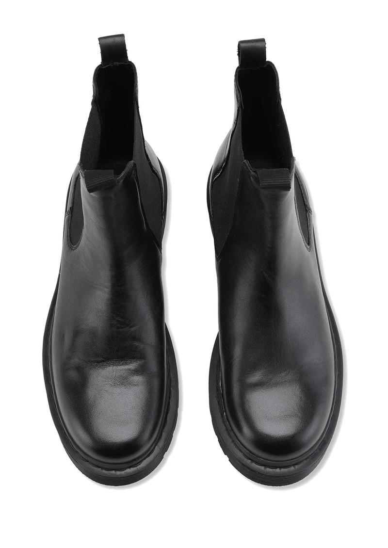 SHOE BIZ COPENHAGEN Katavia Leather Chelsea Boots - Black main image