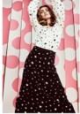 FABIENNE CHAPOT Hall Coco Skirt - Starry Night Black