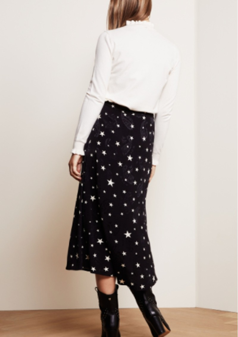 FABIENNE CHAPOT Hall Coco Skirt - Starry Night Black main image