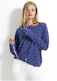 STRIPE & STARE Essential Sweatshirt - Starry Night
