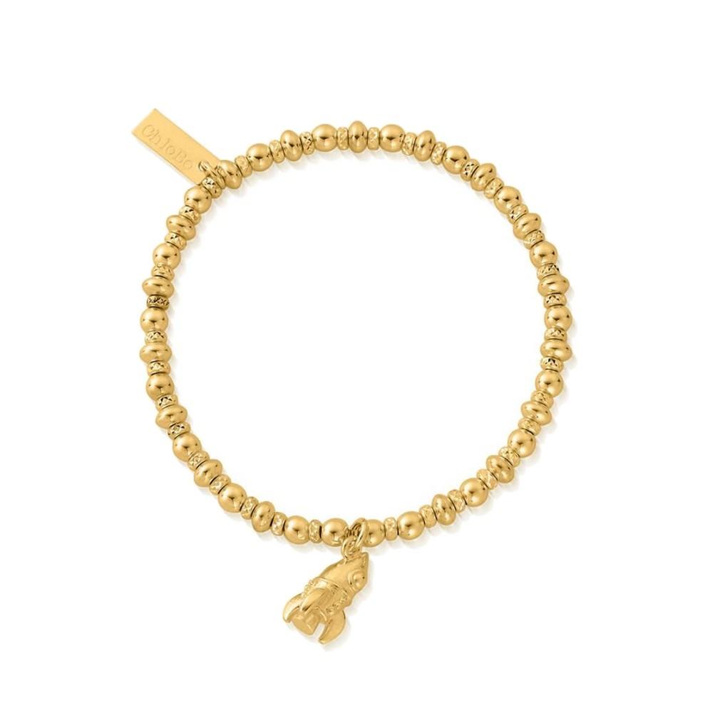 Didi Sparkle Rocket Bracelet - Gold