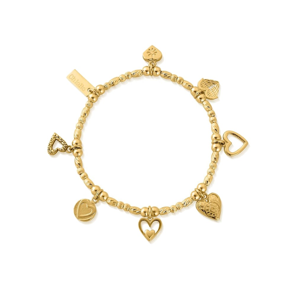 Ideal Love Bracelet - Gold