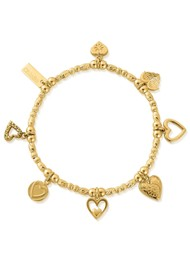 ChloBo Ideal Love Bracelet - Gold