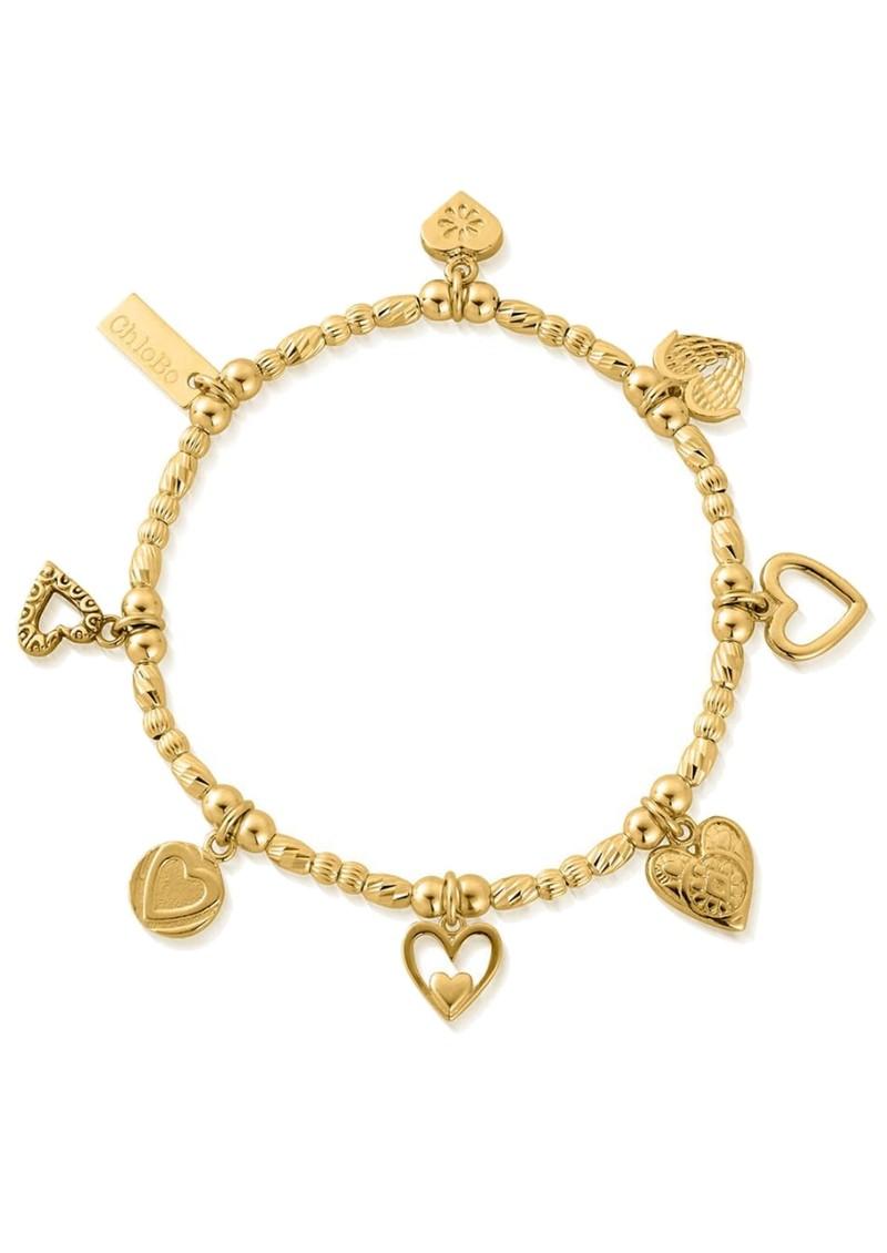 ChloBo Ideal Love Bracelet - Gold main image