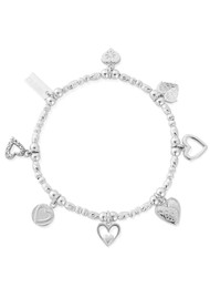 ChloBo Ideal Love Bracelet - Silver