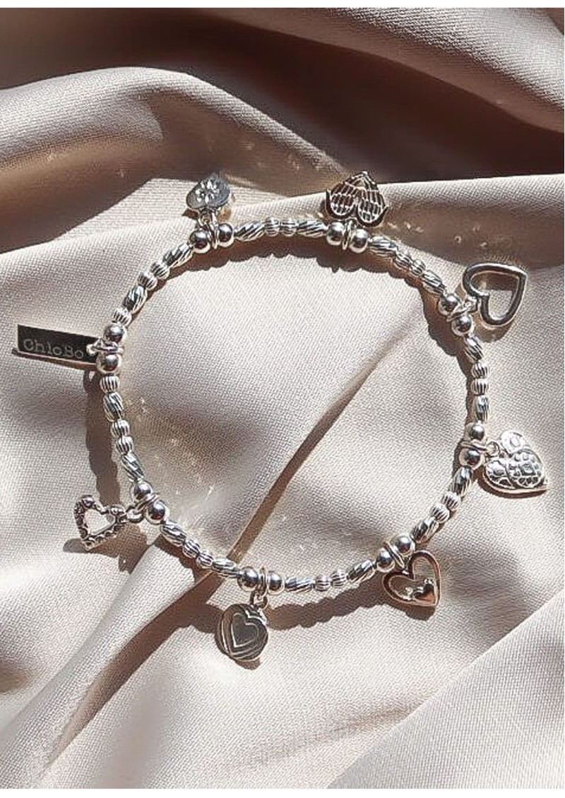 ChloBo Ideal Love Bracelet - Silver main image