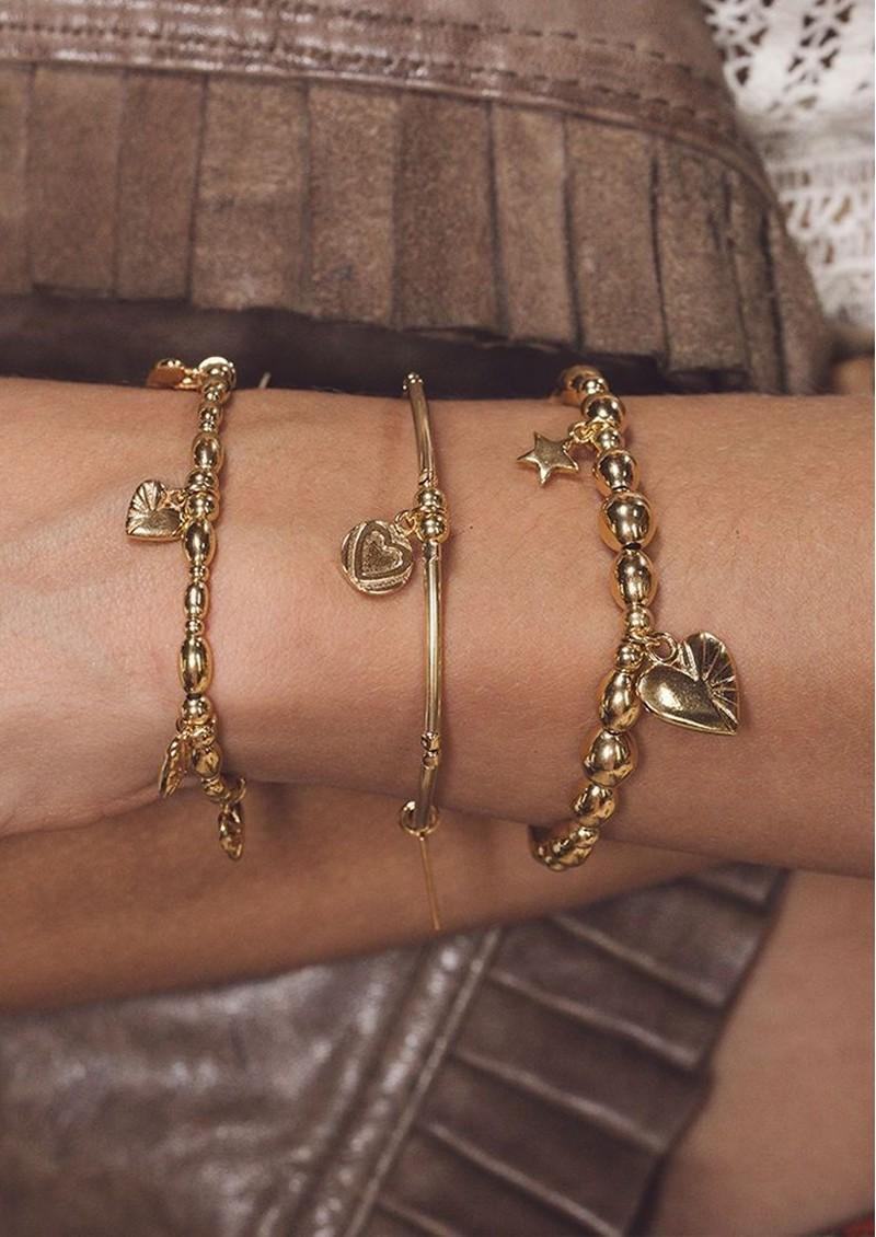 ChloBo Self Love Bracelet - Gold main image