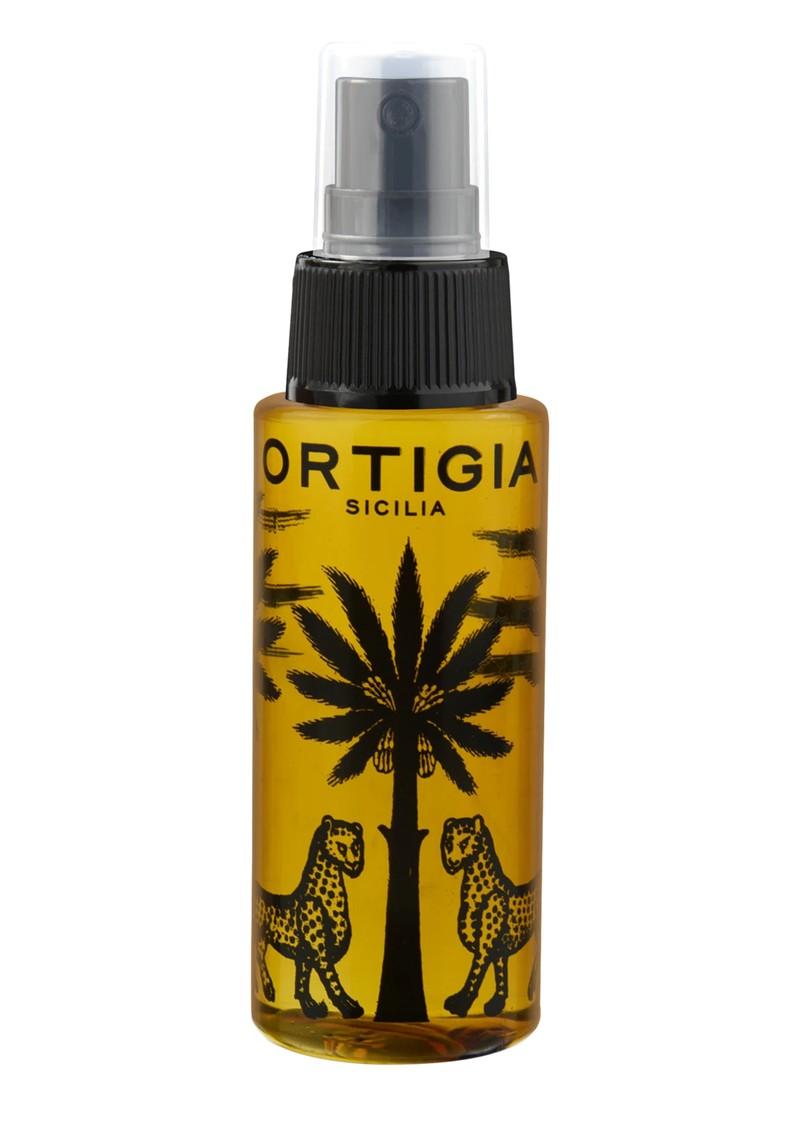 Ortigia Hand Sanitiser 70ml Spray Bottle - Bergamot main image