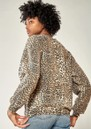 Vintage Sweatshirt - Brown Leopard additional image