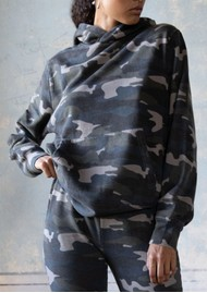 RAGDOLL Oversized Hoodie - Camo Army