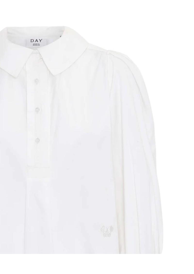 Day Birger et Mikkelsen  Day Polite Shirt - White Fog main image