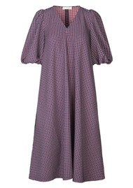 STINE GOYA Mavelin Dress - 1963 Grid